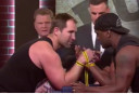 Ben Ross has his arm broken by Wendell Sailor <br /> <a href='http://www.theroar.com.au/2015/06/12/wendell-sailor-breaks-ben-ross-arm-live-on-television/'>Wendell Sailor breaks Ben Ross' arm live on television</a>