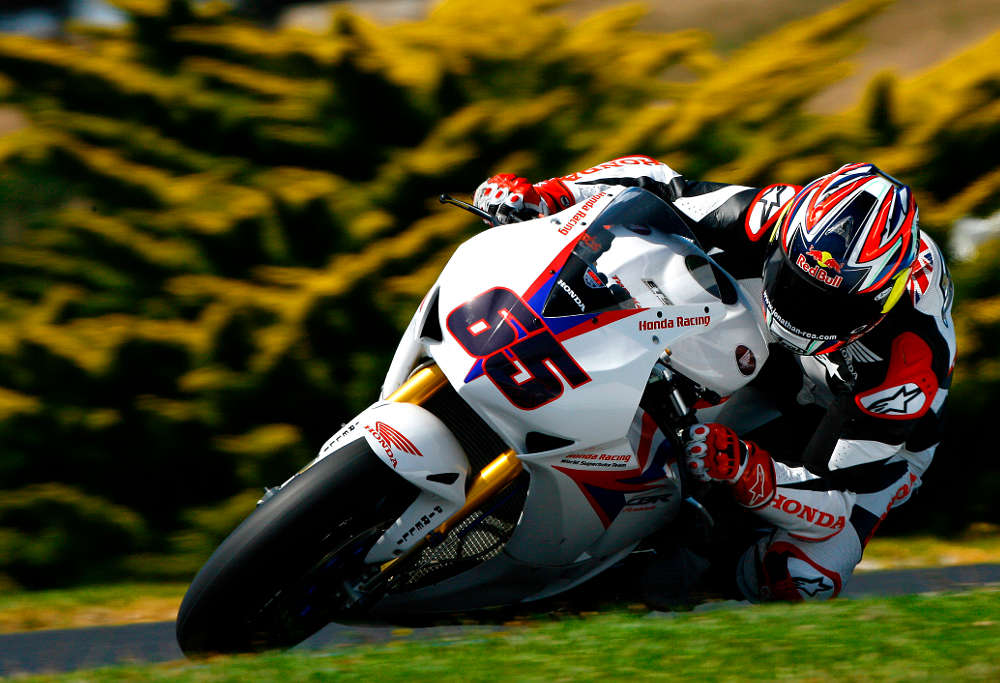 Super Bike World Championship Phillip Island