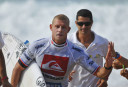 Mick Fanning <br /> <a href='http://www.theroar.com.au/2015/07/20/mick-fanning-wins-waterweight-title-by-defeating-shark-calls-out-floyd-mayweather/'>Mick Fanning wins Waterweight Title by defeating shark, calls out Floyd Mayweather</a>