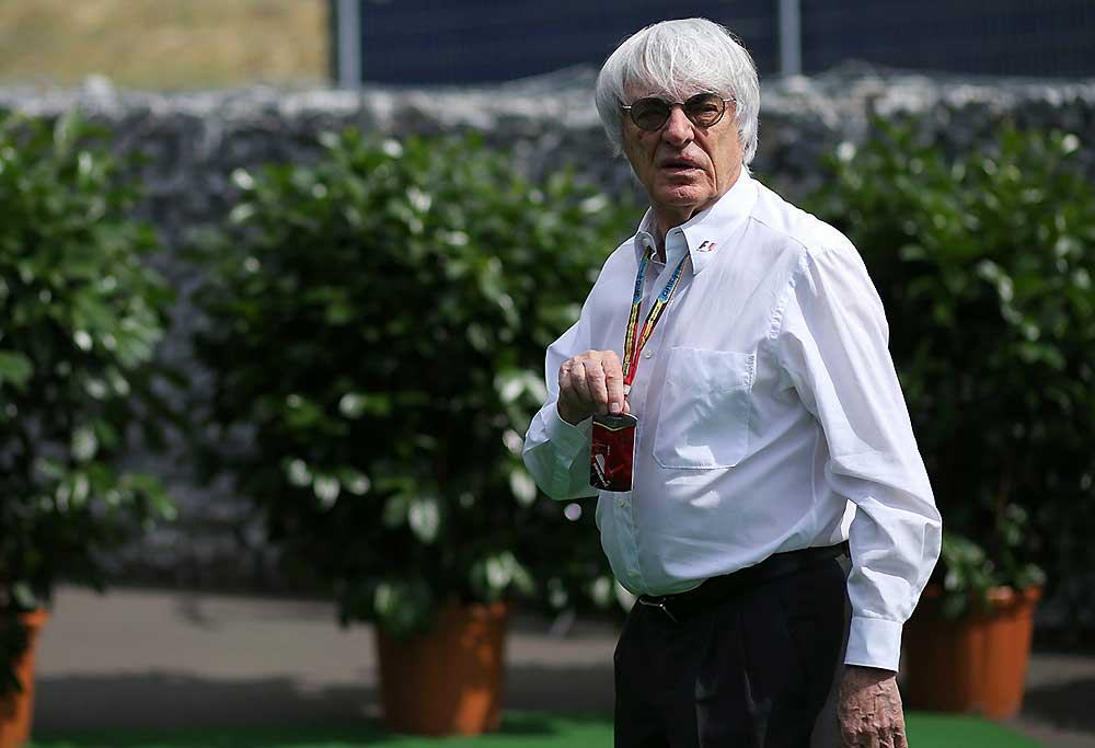 bernie ecclestone's formula for formula one Formula 1 has new owners, and they've decided to replace bernie ecclestone with a ceo of their own choosing read the full story here.
