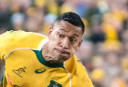 Chaos reigns off the field, but also in the Wallabies' back three