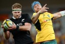All Blacks player Kieran Read wins a lineout from Wallabies player James Horwill <br /> <a href='http://www.theroar.com.au/2015/08/27/just-winning-lineout-ball-isnt-enough/'>Why just winning lineout ball isn't enough</a>