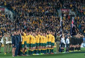 Wallabies should use Indigenous Advance Australia Fair