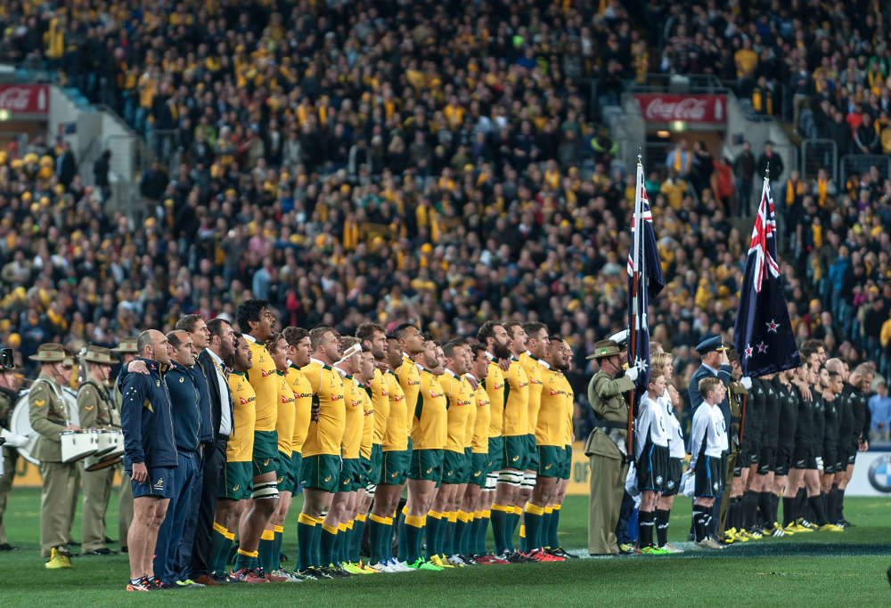 The Wallabies