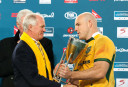 Wallabies deliver a birthday surprise, but beware the return match