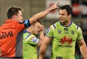 NRL RAIDERS TIGERS <br /> <a href='http://www.theroar.com.au/2015/08/12/prentice-head-butts-now-ok-nrl/'>PRENTICE: Are head butts now okay in the NRL?</a>