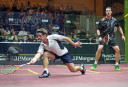 Aaron Frankcomb vs David Palmer -Tournament of Champions - 2009 <br /> <a href='http://www.theroar.com.au/2015/09/30/the-big-issues-facing-squash-in-australia-qa-with-aaron-frankcomb/'>The big issues facing squash in Australia: Q&A with Aaron Frankcomb</a>