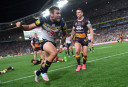 Kyle Feldt Cowboys NRL Grand Final <br /> <a href='http://www.theroar.com.au/2015/10/04/cowboys-trump-broncos-with-goldenpoint-thurston-field-goal/'>Cowboys trump Broncos with golden-point Thurston field goal</a>