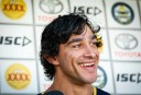 I want to pick my kids up, says Thurston