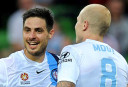 Melbourne City's midfield dominates Glory