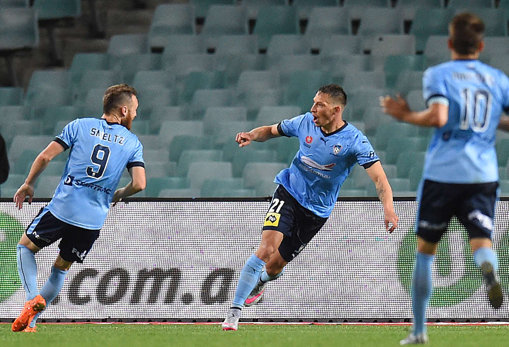 sydney fc a league - photo#24