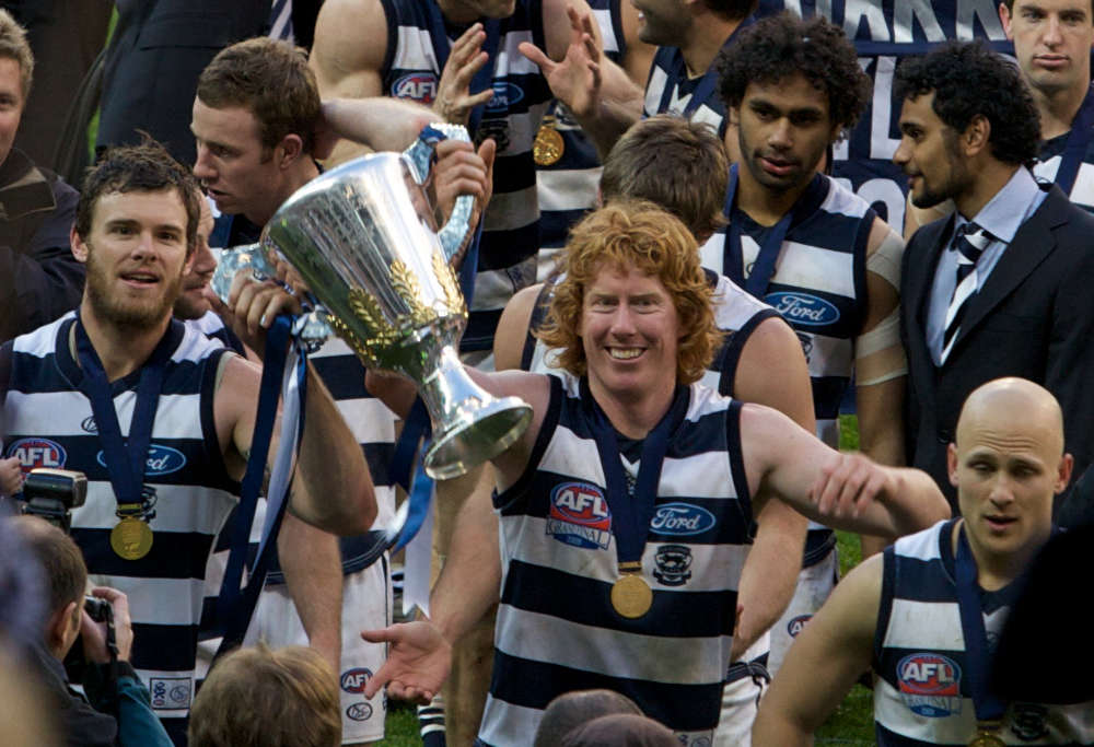Geelong Cats premiership era