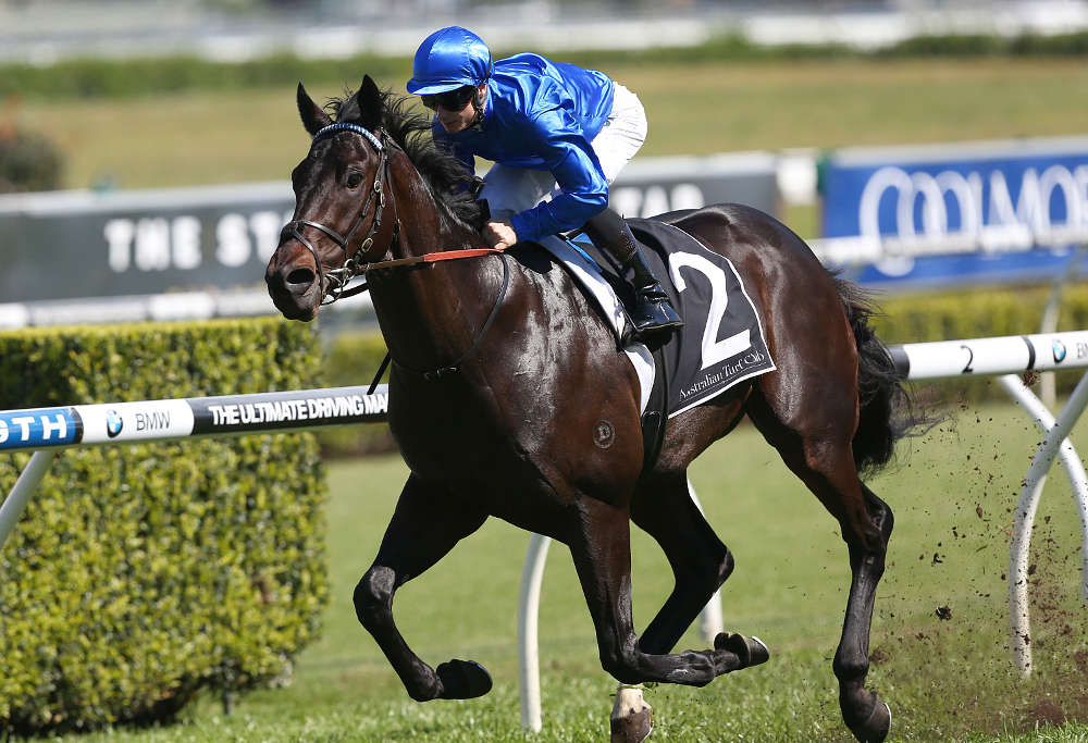 Exosphere - horse racing