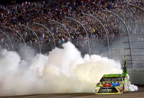 NASCAR proves playoffs don't belong in motorsport