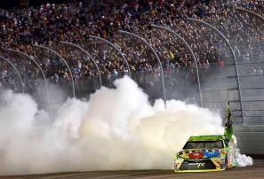 NASCAR proves playoffs don't belong in motorsport