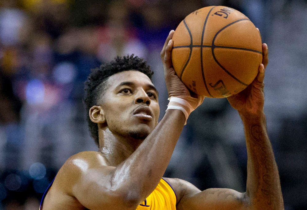 Nick Young may be on the LA Lakers block | The Roar