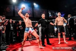 Interview with Bellator contender Linton Vassell