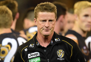 Damien Hardwick could get the chop in 2016, and he's not alone
