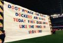 Western Bulldogs banner <br /> <a href='http://www.theroar.com.au/2015/12/16/won-afl-2015/'>Who won the AFL in 2015?</a>