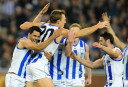 North Melbourne Kangaroos vs GWS Giants highlights: Giants by 37