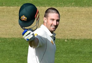 "Selectors already reportedly ""thrilled"" with Shaun Marsh's performance in the first Ashes Test"