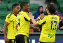 Wellington Phoenix vs Perth Glory highlights: Glory win 1-0