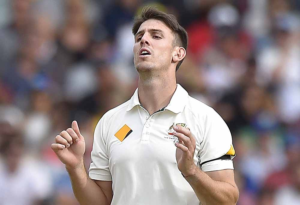 Mitch Marsh of Australia