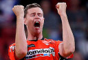 If Jason Behrendorff wants to play in the Ashes, T20s against India are key