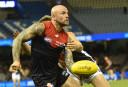 Nathan Jones Melbourne Demons AFL <br /> <a href='http://www.theroar.com.au/2016/01/12/afl-team-will-fare-2016-melbourne-demons/'>How your AFL team will fare in 2016: Melbourne Demons</a>