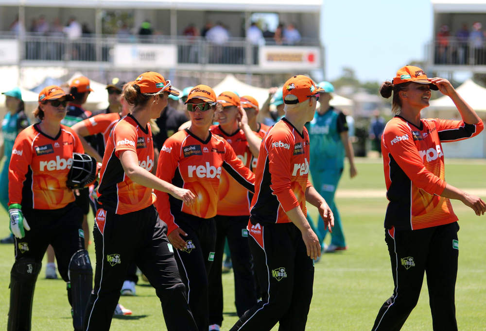 Perth Scorchers WBBL team