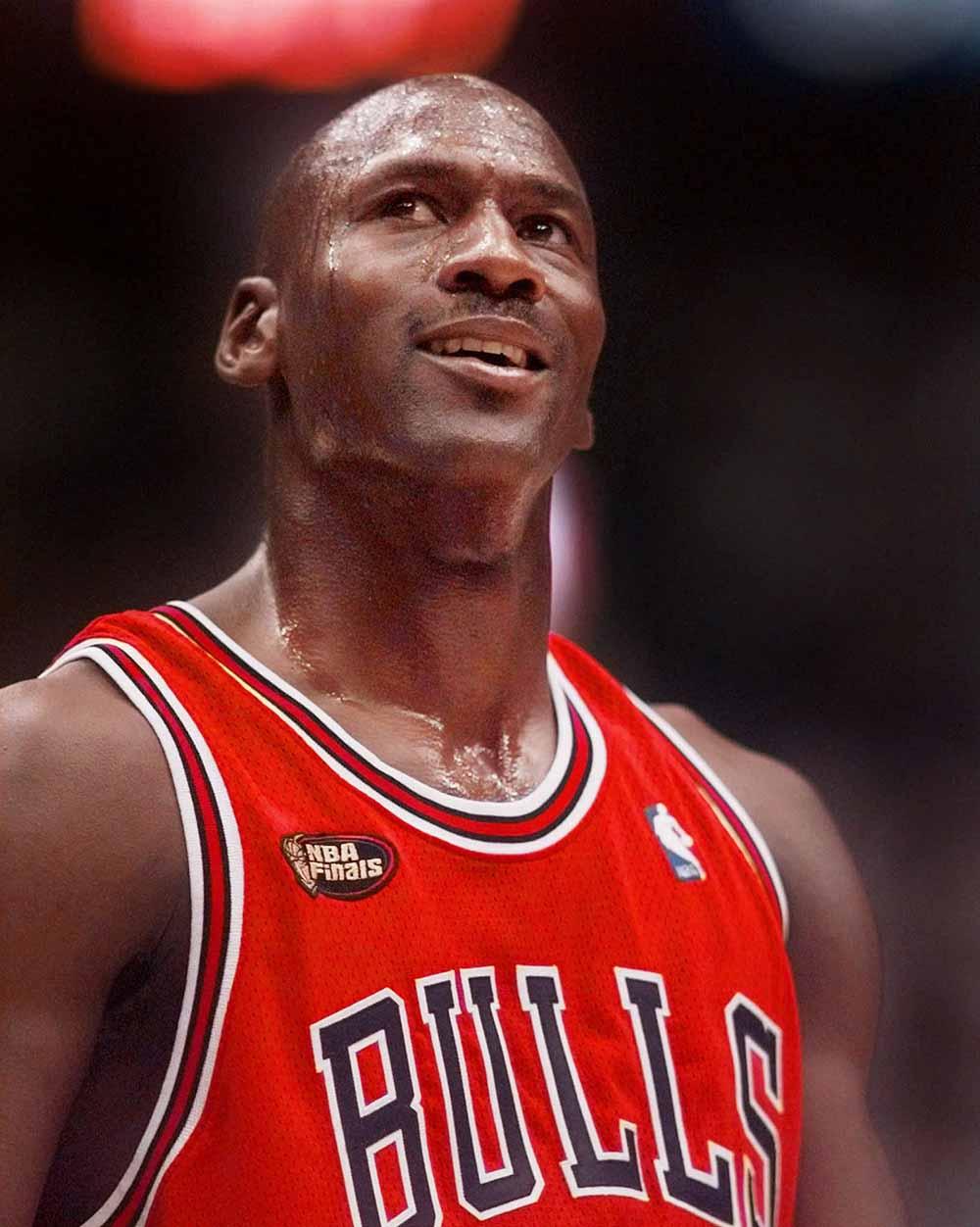 Michael Jordan Tall