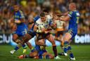 Brisbane Broncos vs Parramatta Eels highlights: NRL live scores, blog