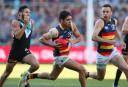 Port Adelaide Power vs Adelaide Crows Highlights: AFL live scores, blog