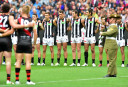 Essendon vs Collingwood: Anzac Day Forecast