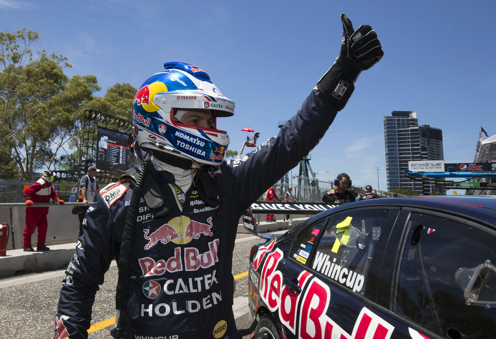 Jamie Whincup wins pole position at 2016 Bathurst 1000 | The Roar