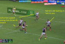 roosters attack eagles left3 <br /> <a href='http://www.theroar.com.au/2016/03/31/nrl-thursday-night-forecast-sea-eagles-vs-rabbitohs/'>NRL Thursday Night Forecast: Sea Eagles vs Rabbitohs</a>