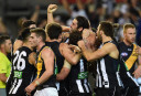 Collingwood are suffering a shortage of talls