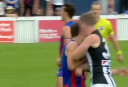 Ben and Sam Crocker <br /> <a href='http://www.theroar.com.au/2016/04/13/watch-younger-brother-kicks-a-goal-and-gives-it-to-his-older-sibling/'>WATCH: Younger brother kicks a goal and gives it to his older sibling</a>