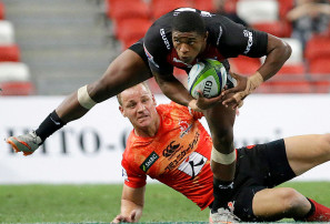 Bulls beat Sunwolves in Super Rugby