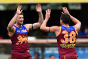 Brisbane Lions vs Sydney Swans highlights: Swans escape by 3