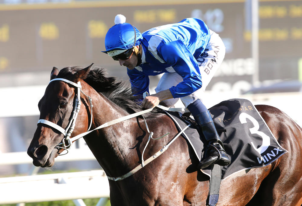 The Very Bad, No Good 2016 Caulfield Cup