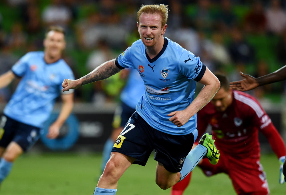 sydney fc a league - photo#8