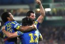 Eels roll through the Warriors to finish 2016 on a high