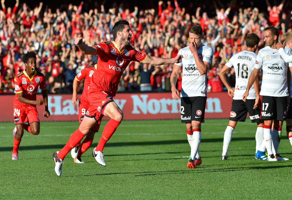 Adelaide United vs Western Sydney Wanderers: A-League live ...