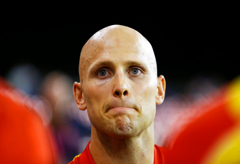 Gary Ablett Junior Gold Coast Suns AFL 2016