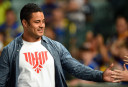 Knee injury rules Jarryd Hayne out of Auckland Nines Day 2