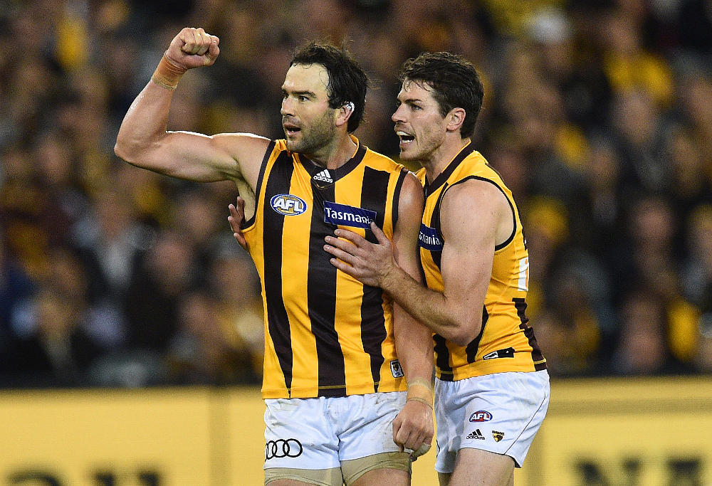 AFL trades 2016: Sam Mitchell now an Eagle
