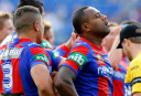 Newcastle Knights vs South Sydney Rabbitohs: Souths win 34-12