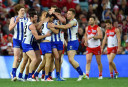North Melbourne AFL 2015 <br /> <a href='http://www.theroar.com.au/2016/05/26/the-roars-afl-expert-tips-and-predictions-round-10-2/'>The Roar's AFL expert tips and predictions: Round 10</a>