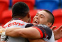 Warriors confirm Tui Lolohea early release